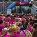 Nachtrag 2: Der Women's Run in Frankfurt 2013.