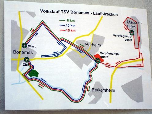 Bonames-Volkslauf-Strecke