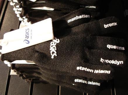 Nyc+Handschuhe