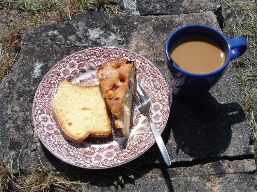 Kahl-Volkslauf-Kuchen