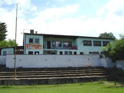 Kahl-Volkslauf-Vereinshaus
