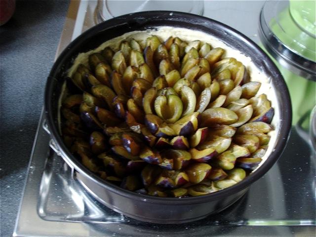 Pflaumenkuchen 5