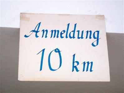 Stierstadt-Anmeldung