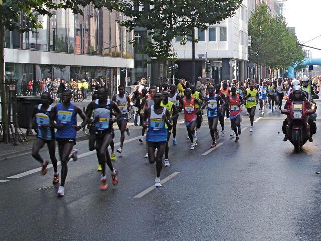 Frankfurt-Marathon 1