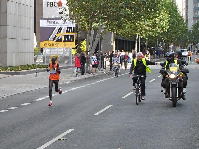 Frankfurt-Marathon 13