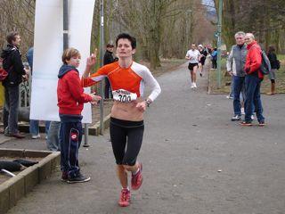 1. Frau in 2:06:09: Veronika Ulrich.