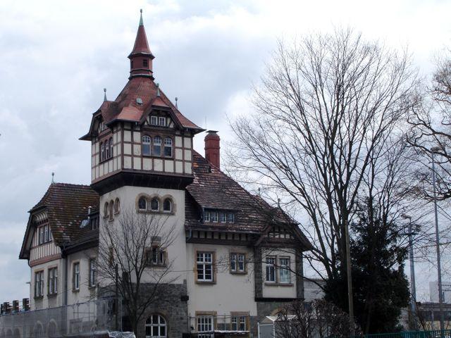 Die Historische Kläranlage Niederrad