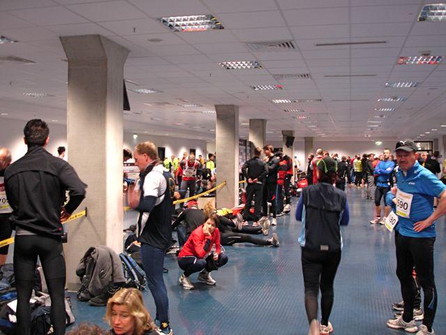 Lufthansa Halbmarathon Stadion