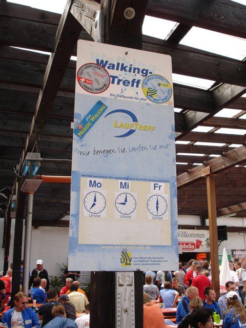 In Obertshausen-Hausen gibt es nur Minutenzeiger.