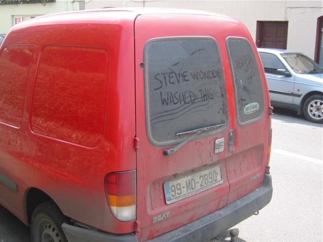 Stevie Irland 2006
