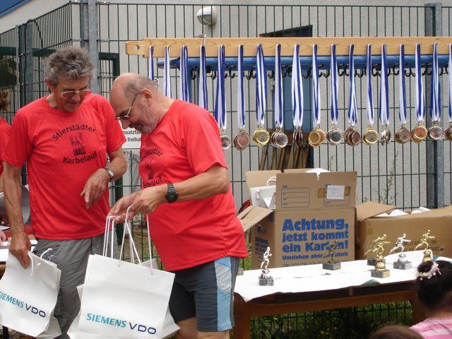 Stierstadt 2010 Siegerehrung
