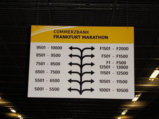 Frankfurt Marathon 1