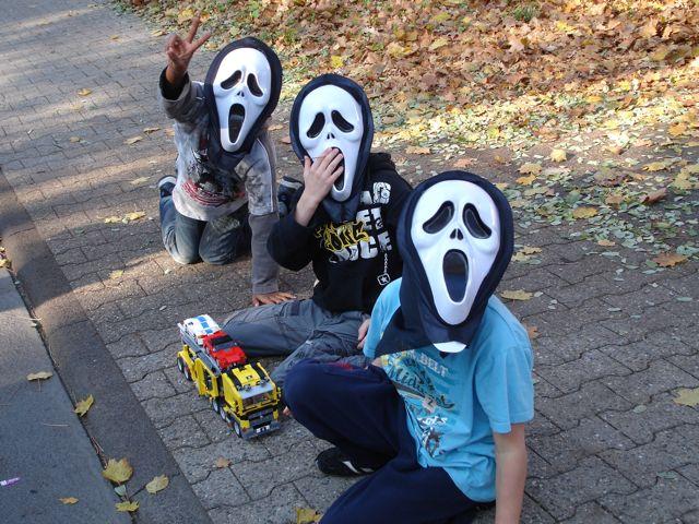 Frankfurt Marathon Scream