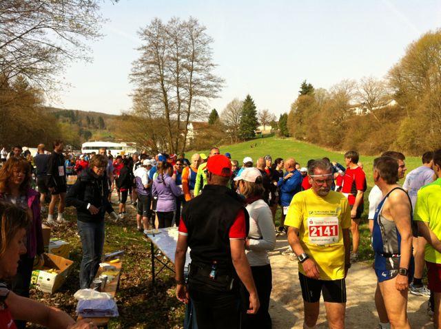 Weiltalweg Landschaftsmarathon Start 3