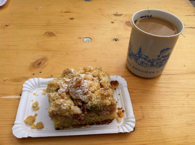 Bonames Volkslauf Kuchen