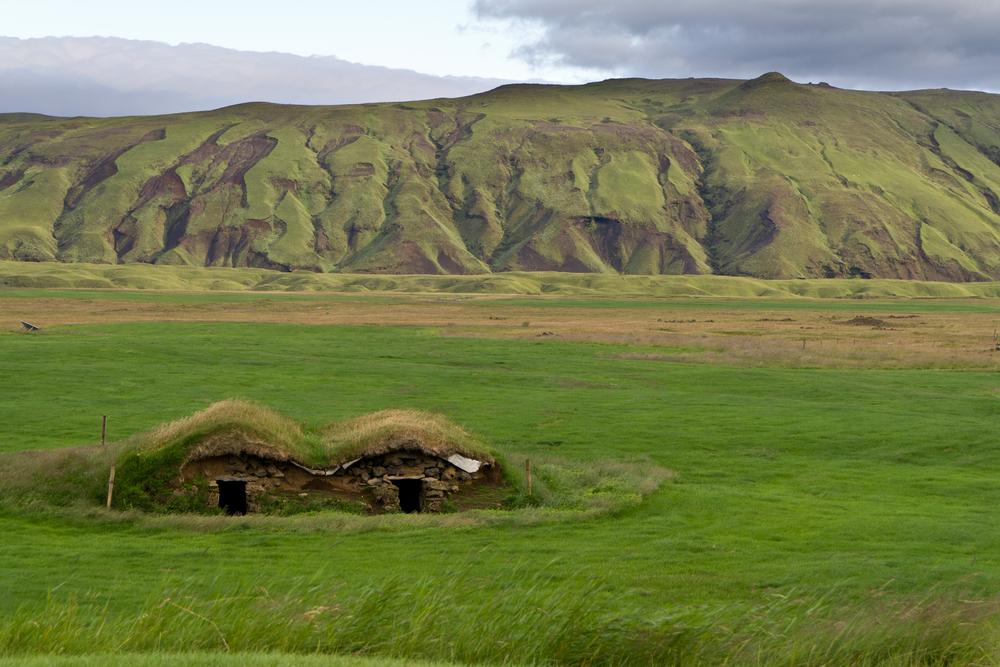Trainingslagerunterkünfte im isländischen SkáfjömosvÍkbaer.  © Michal Lazor - Shutterstock.com