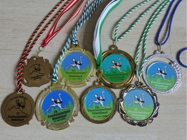 Taunusstein Medaillen