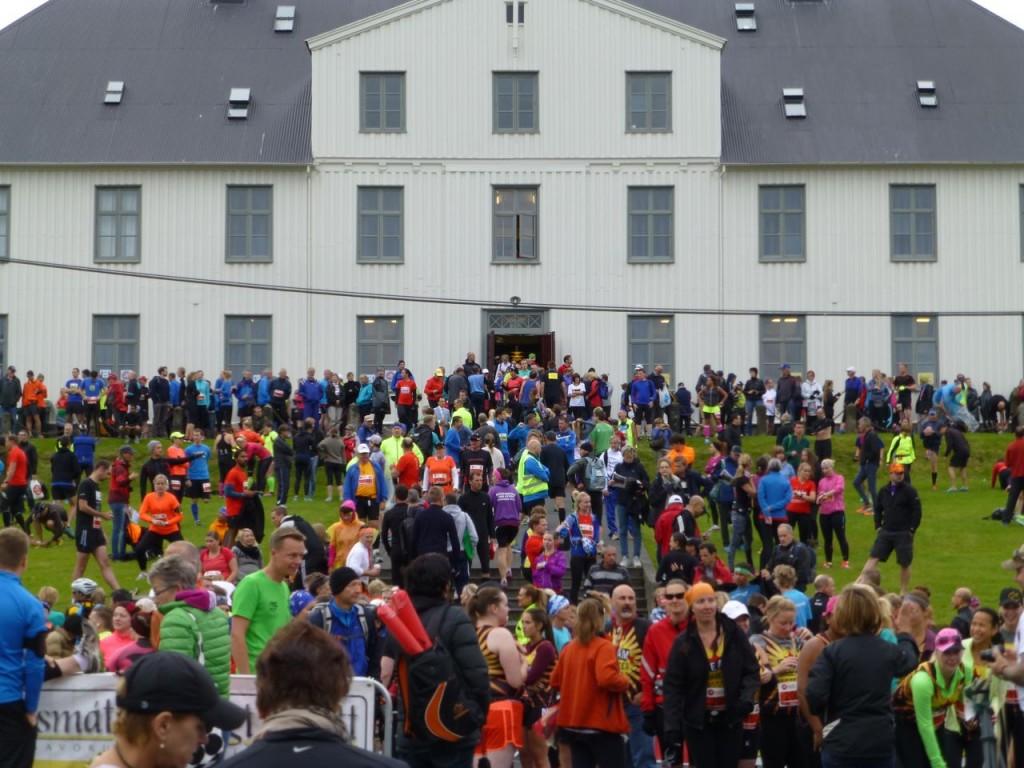Reykjavik Marathon Schule