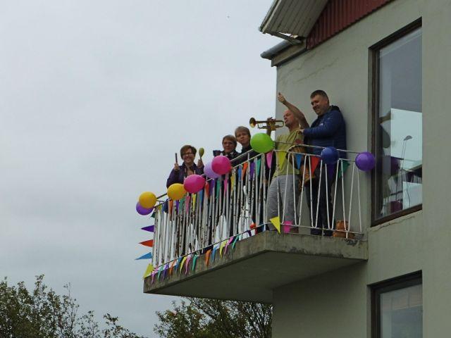 Reykjavik Marathon Trompete