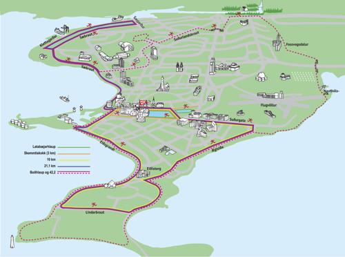 © Reykjavik Marathon/ Halldór R. Lárusson